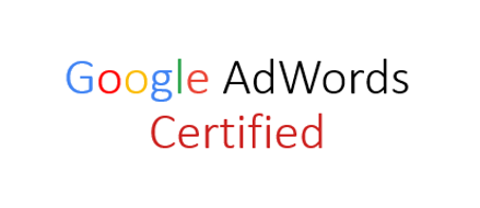Google adwords certified expert